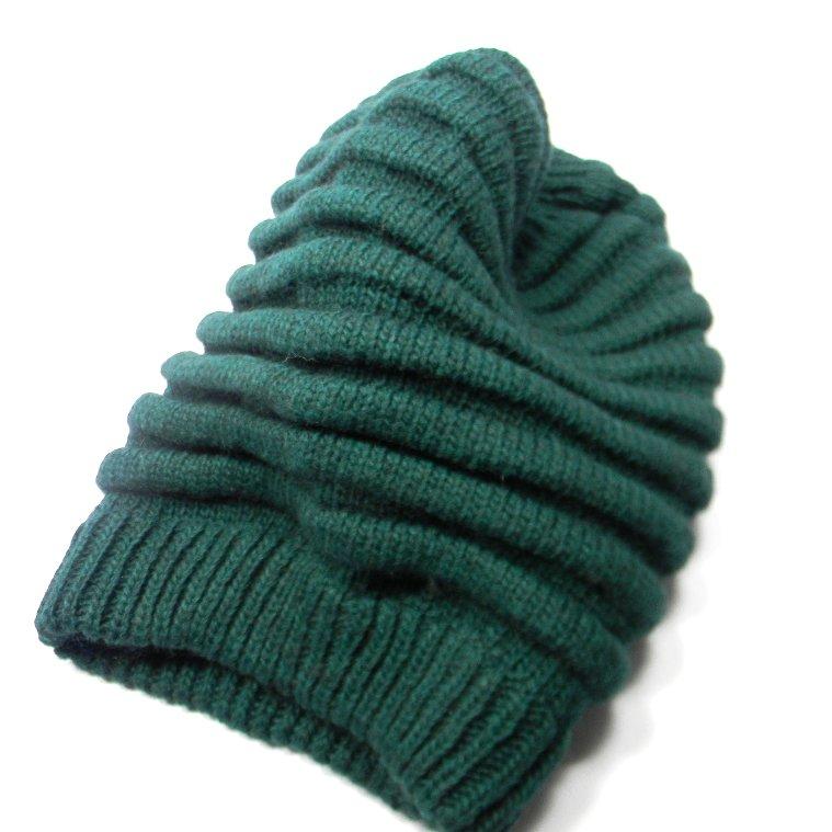 Berretto Lungo Bruco Uomo Donna Rasta Younger Hut Cap Cappello Lana Wool M  Italy 7 7 di 7 Vedi Altro 0adfe3635a9e