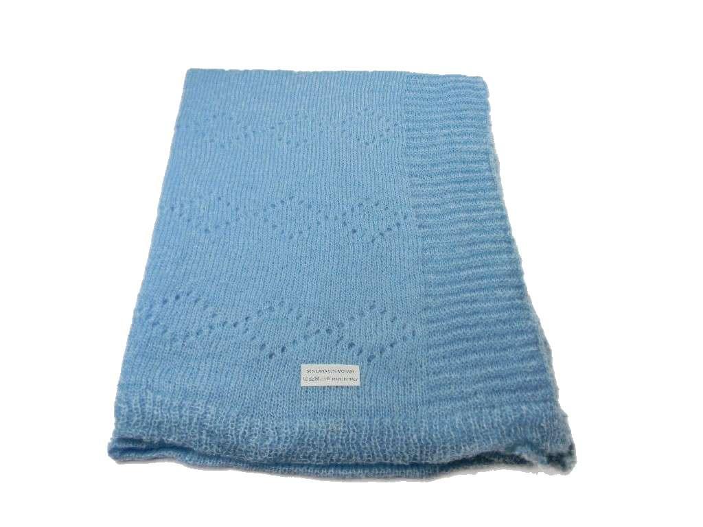 Coprispalle stola traforata carta zucchero donna sciarpa m lana