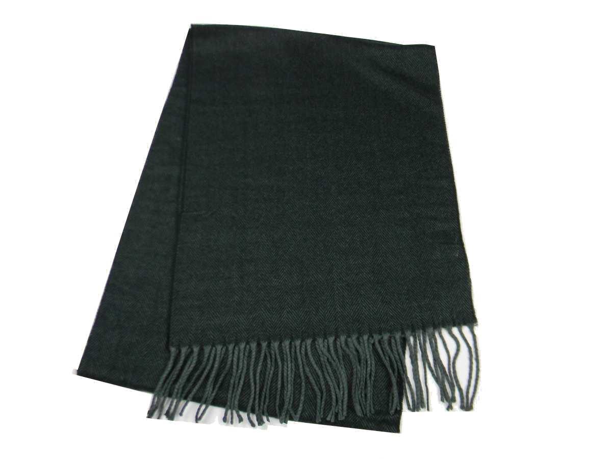 Sciarpa-uomo-spina-pesce-verde-marrone-beige-nera-grigia-misto-lana-wool
