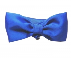 Papillon uomo blu royal farfal