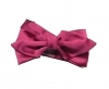 Papillon uomo con punte made in italy cravatta farfalla a punta tips bow-tie