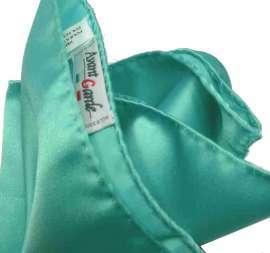 8a7108b54b Fazzolettouomo verde verdino da tasca pochette tinta unitafazzoletto made  italy