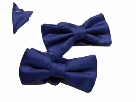 Papillon bimbo blu royal scuro