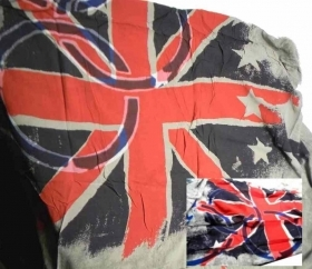 Foulard uo do bandiera inglese